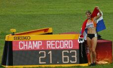 Dafne Schippers võitis MM-kulla kõigi aegade kolmanda tulemusega