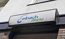 Reisibüroo Embach Tours lõpetas eile tegevuse