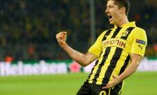 Ajaleht: Lewandowski ütleb Bayernile ära ja läheb hoopis ManU-sse