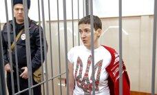 Российский суд признал Надежду Савченко виновной