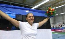 FOTOD | Täna 11 aastat tagasi: Kanepi ja Ani tegid Tallinnas Eesti tenniseajalugu