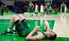 Hispaania korvpallikoondis pühkis Leedu saalist minema
