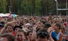 Tallinn Music Week paneb Positivus Festivalil püsti oma lava