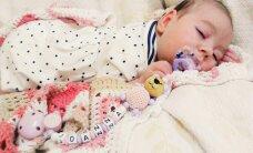 Perekond otsib abi: hapnikupuuduse ja organpuudulikkusega sündinud Joanna vajab arenemiseks toetust