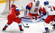 ВИДЕО: Сборная России победила в выставочном матче Чехию