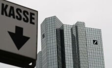 Deutsche Banki mured kukutavad USA aktsiate hindu