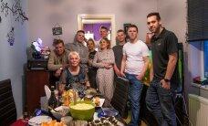 Õnnelikuna välismaal: Ühe suure pere Eestist lahkumise lugu