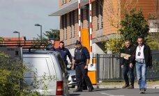 ФОТО: В Брюсселе ранили ножом двух полицейских