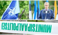 ГЛАВНОЕ ЗА ДЕНЬ: Саммит НАТО, президент-должник, супербочка и не только