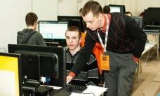 Rakvere Ametikoolist sirgunud IT-õppur omandab ametit Taanis