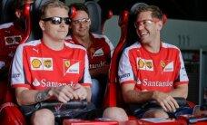 Lewis Hamilton: Ferraride start oli Austraalias uskumatu