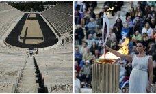 Täna möödub 120 aastat esimeste kaasaegsete olümpiamängude algusest