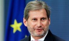 Еврокомиссар спрогнозировал безвизовый режим с Украиной, Грузией и Косово в 2016 году