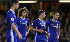 Antonio Conte plaanib Chelsea kaitseliinis suurpuhastust
