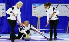 Curlingu naisjuunioride koondis jäi esimesena MMi ukse taha