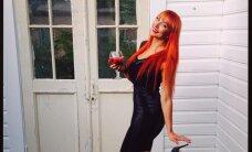 KLÕPS: Tanja Mihhailova pidas maha glamuurse sünnipäevapeo kuulsustest sõprade keskel