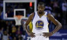 TÄNA ÖÖSEL: NBA hooaeg algab tõeliste maiuspaladega. Kuidas alustab Warriorsis Kevin Durant?