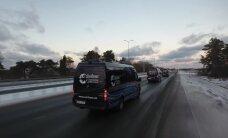 Eilsest sõidab Tallinna ja Saaremaa vahet viis uut kõikide mugavustega väikebussi