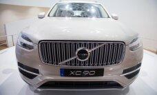 Впервые за полвека Volvo не стала самой продаваемой машиной в Швеции