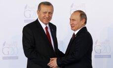 СМИ узнали о предупреждении Эрдогану от России насчет путча