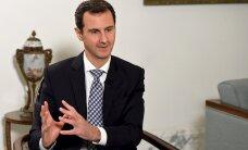 Асад: сегодня Европа отсутствует на карте политических сил