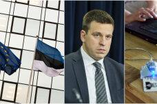 Autorikülg: Euroopa Liidu eesistumine on Eesti riigi küpsuseksam