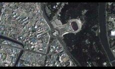 Korralik kaamera: ISS-i pardalt filmiti kaht inimest Põhja-Koreas ümber nurga kõndimas