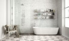 KODU KOLLASES MAJAS: Fookuses on vannituba ja võimalik plaanimuutus köögis