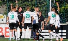 FC Flora vs Nõmme Kalju august 2016