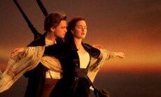 Leonardo DiCaprio, Kate Winslet in Titanic (1997)