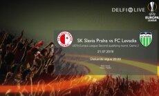 TÄISPIKKUSES: Levadia võitluslik euromäng Praha Slaviaga, mis kukutas Eesti klubi konkurentsist