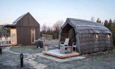 Hiiumaa kuubikmajad, mille püstitamiseks pole ehitusluba vaja, pürgivad Põhjamaade turule