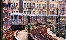 Instagrami staar hukkus, kui ronis sõitva metroorongi katusele