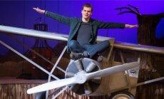 """Mirko Rajas tunnistab: kui on """"Väike prints"""", siis ei saa ilma lennukita."""