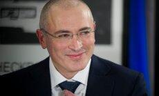 Ärimees Hodorkovski sai kohtuotsusega tagasi suure hulga raha