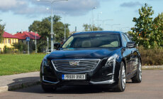 Motorsi proovisõit: Cadillac CT6 - ameeriklaste vaste Mercedestele