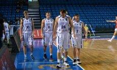 FOTOD JA TIPPHETKED: Eesti korvpallikoondis kaotas koduse turniiri avamängus Ukrainale 17 punktiga