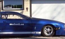 Racing Motors: 2000-hobujõuline Ford Mustang - Eestis tehtud jõujuurikas