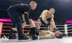 Number One Fight Show Tondiraba jäähallis