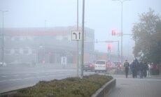 ФОТО DELFI: Утром Таллинн окутал осенний туман