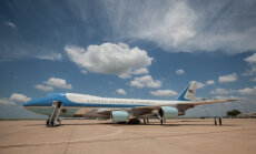 USA saatkond: Obama tuleb Tallinnasse Air Force One'iga
