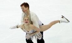 Evgenia Tarasova ja Vladimir Morozov