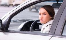 Почему женщины за рулем ведут себя агрессивнее мужчин