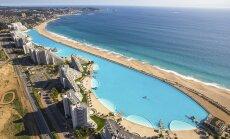 Veemõnud Tšiilis: maailma suurimas basseinis saab otse ujuda üle kilomeetri