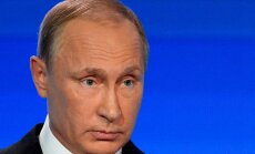 Putin: läänes vorbitakse müütilisi kujutelmi Vene sõjalise ohu kohta