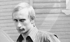 Time avaldas haruldasi lapsepõlvepilte Putinist: kui keegi teda solvas, kargas Volodja talle kohe kallale