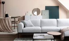 VÄRVISPIKKER: Fotograafi elutuba, mis sai värvitud luksuslikult pehmete toonidega