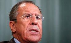 Lavrov: Venemaa ei kavanda sõjalist sekkumist Ukrainas ning arvestab läbirääkimiste, mitte süüdistustega