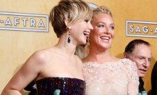 Jennifer Lawrence ja Elisabeth Rohm