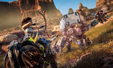 """Horizon Zero Dawn""pakub postapokalüptilist maailma, pseudokeskaegseidhõimeja robotsauruseid."